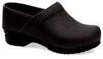 Dansko Pro XP Clog for Women in Oiled Leather
