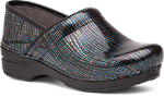 Dansko Pro XP Clog for Women in Multi Crisscross 42