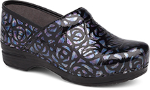 Dansko Pro XP Clog for Women in Night Rose Patent 41