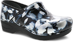 Dansko Pro XP 2.0 Clog for Women in Shadow Floral Patent