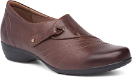 Dansko Franny Shoe for Women in Chocolate