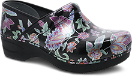Dansko Pro XP 2.0 Clog for Women in Paisley Floral Patent